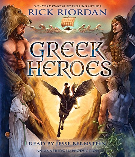 Read Online Percy Jackson S Greek Heroes Percy Jackson And The