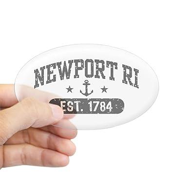 Amazon Com Cafepress Newport Rhode Island Oval Bumper Sticker