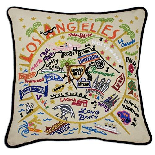 Los Angeles, CA Hand-Embroidered - Angeles Los Sunglasses Ca