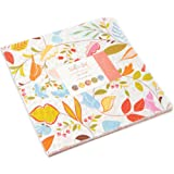 "Wing & Leaf Layer Cake®, 42 - 10"" Precut Fabric Quilt Squares By Gina Martin"