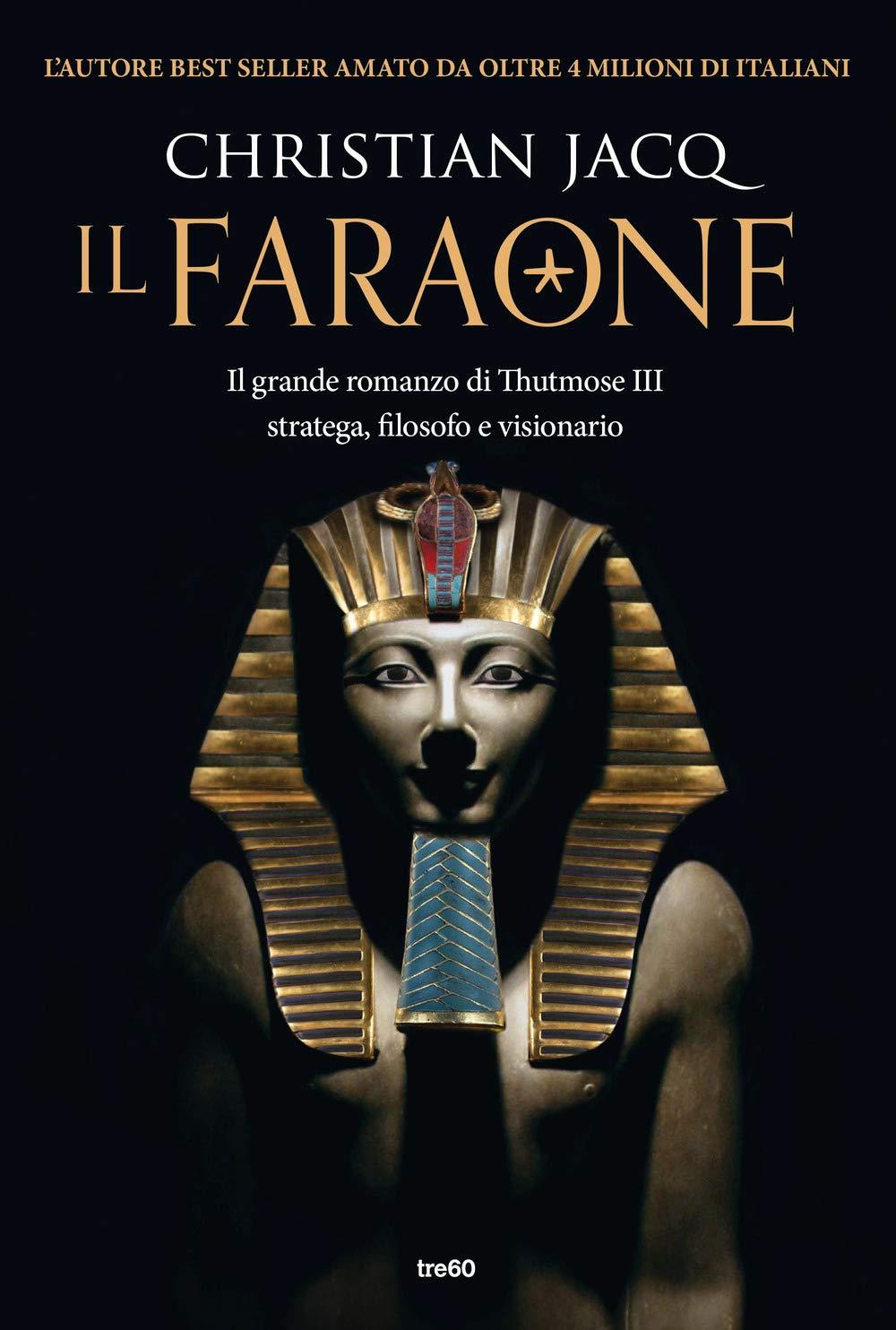 Il Faraone Nero Jacq Christian 9788867025480 Amazon Com Books