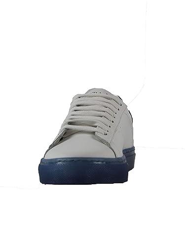100% authentic 7d18c 6890e Amazon.com | PATRIZIA Sneakers Donna Pepe 36 Bianco/blu ...