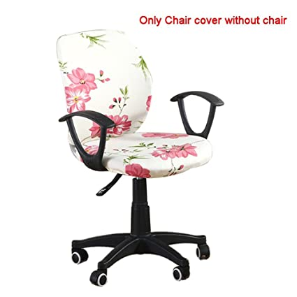 newest collection 0bf83 659b8 Amazon.com: iShine Computer Chair Cover Elastic Armchair ...