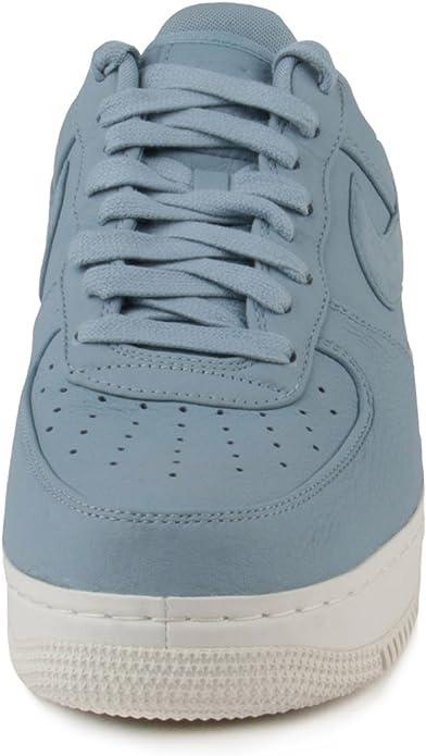 Nike Lab Air Force 1 Low Tige Basse Homme, Bleu (Bleu