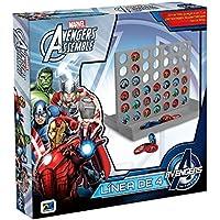 Novelty Juego de Mesa, Línea de 4, Avengers