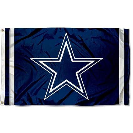 18c9fbb9 WinCraft Dallas Cowboys Large NFL 3x5 Flag