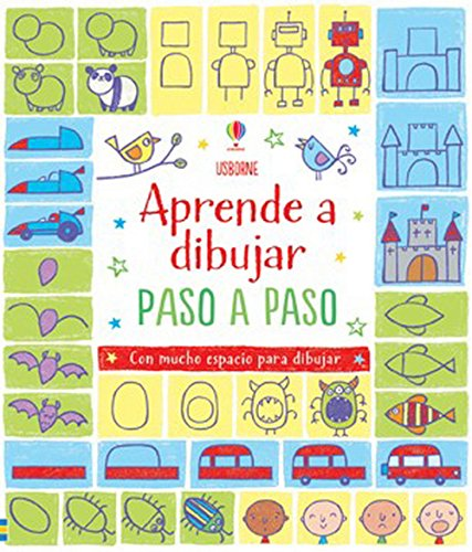 APRENDE DIBUJAR PASO PASO