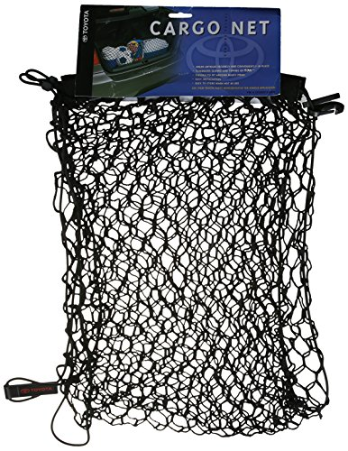 (TOYOTA Genuine Accessories PT347-0C080 Envelope Style Cargo Net for Select Sequoia Models)