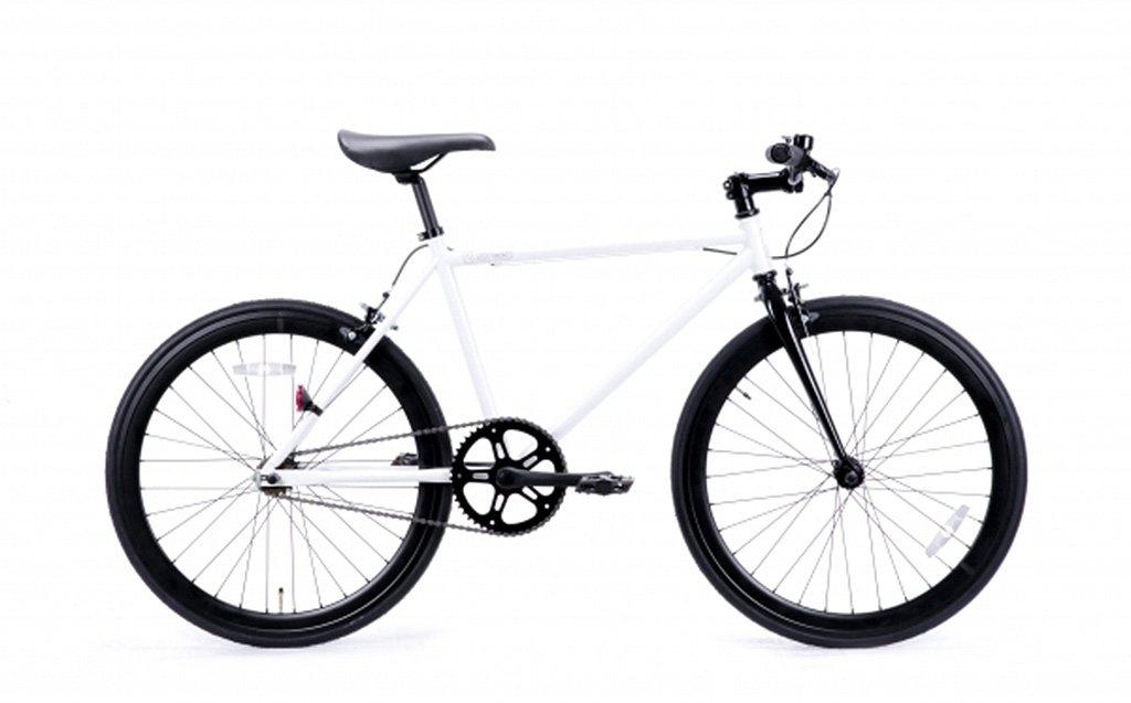 【 T-Street 24T @30240 】 ティーストリート バイク メンズ 自転車 サイクル B07C1PJLMG ホワイト ホワイト