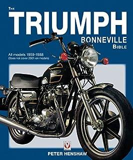 triumph bonneville and tr6 motorcycle restoration guide 1956 83 rh amazon co uk Triumph Bonneville Scrambler Triumph Bonneville T140