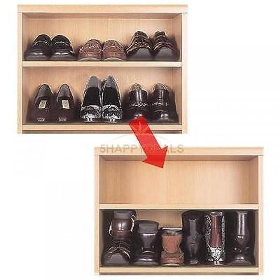 Haushalt Portable Schrank Lagerung Schuhe Rack Veranstalter-Bildschirmschoner