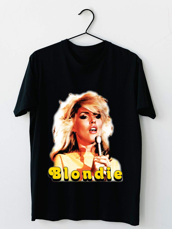 Blondie Deborah Harry 1970er Jahre 28 T Shirt For Unisex