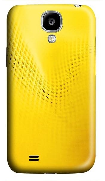 Samsung S4 Carcasa de Goma Amarillo Escritorio Mejor 3D ...