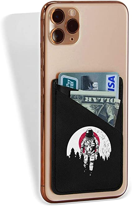 New Moon Wolves Business Credit Card Holder Case