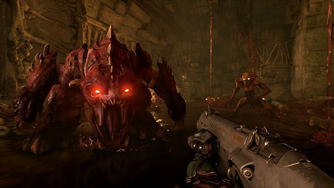 Doom - Nintendo Switch [Importación inglesa]: Amazon.es: Videojuegos