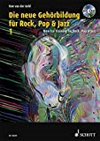 Ear Training - A Complete Course for the Jazz, Rock & Pop Musician: Book/3-CD Pack