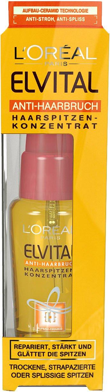 L'Oréal Paris Elvital Anti-Haarbruch Haarspitzen-Konzentrat, 2er Pack (2 x 50 ml) L' Oréal Paris A8534211
