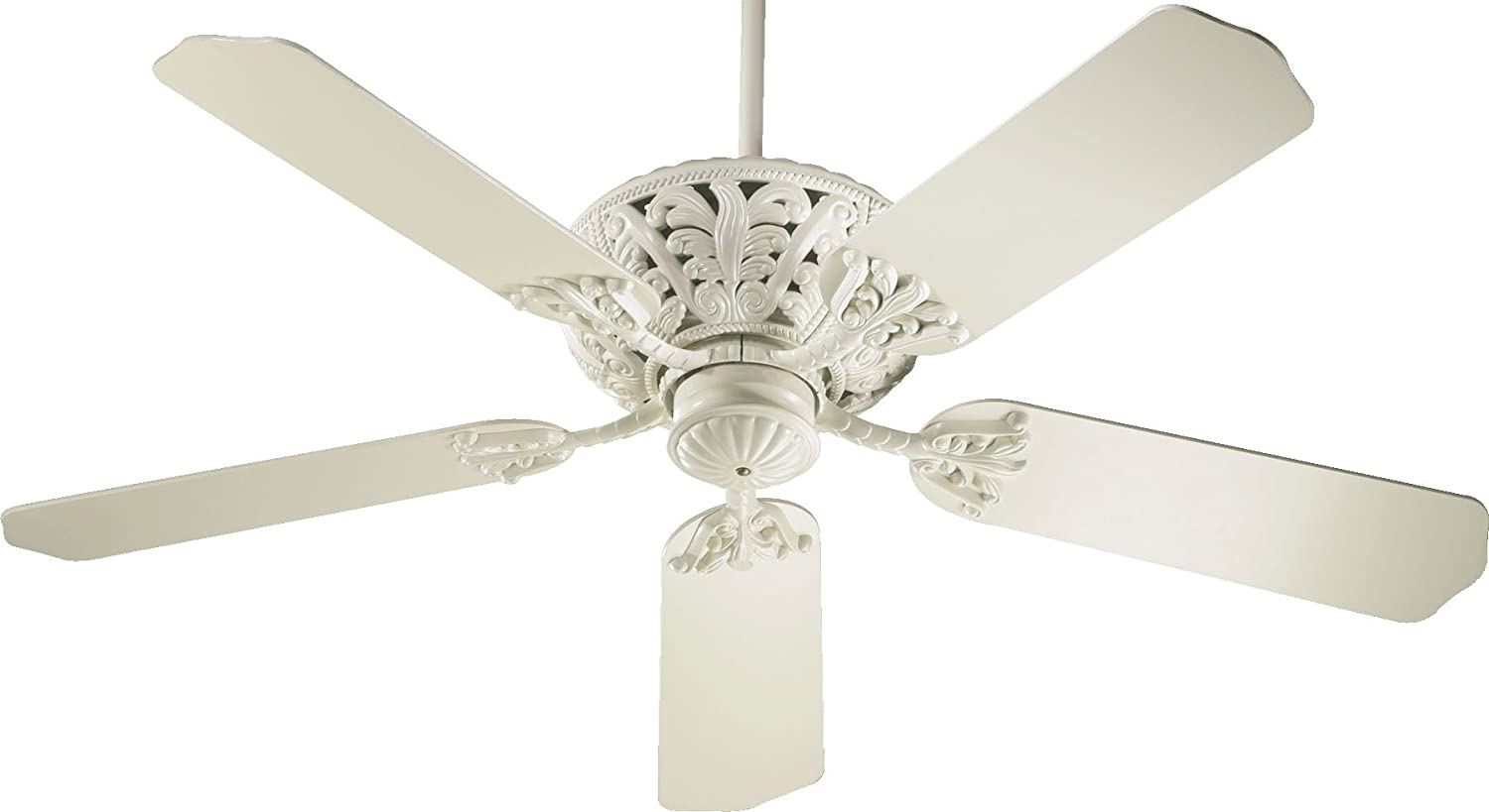 white ceiling fans without lights. quorum 85525-67 windsor 52\ white ceiling fans without lights