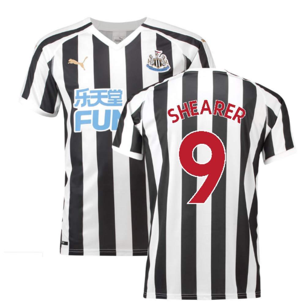 2018-2019 Newcastle Home Football Soccer T-Shirt Trikot (Alan Shearer 9)