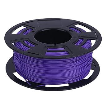 PLA Materiales de impresión 3D de filamento, 1.75mm, 1Kg, para ...