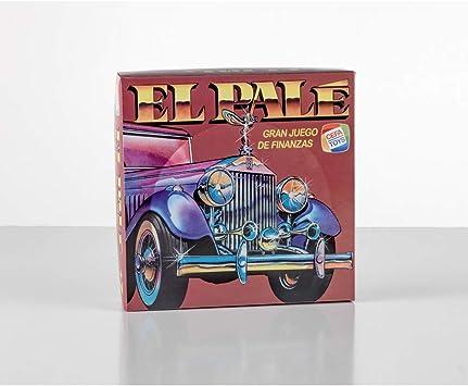 Cefa Toys Juego DE Mesa EL PALÉ, 21817, Color Negro: Amazon.es: Juguetes y juegos