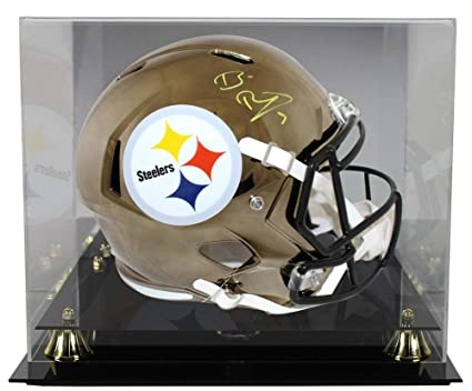 ab953a1d1 Ben Roethlisberger Autographed Signed Pittsburgh Steelers Chrome ...