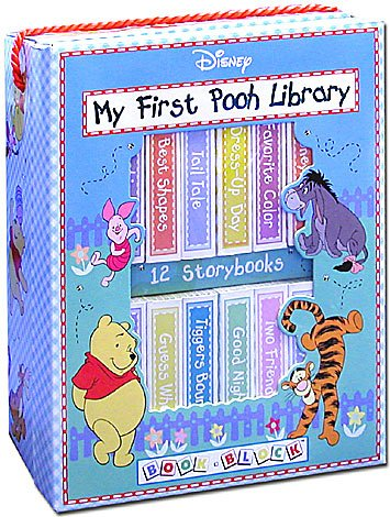My First Pooh Library Book Block pdf
