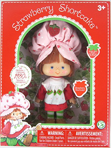 1980s Strawberry Shortcake Retro Doll