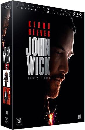 John Wick 1 2 Amazonde Dvd Blu Ray