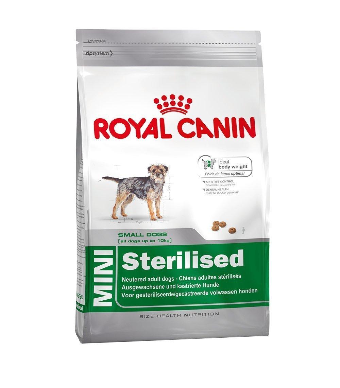 Royal Canin Mini Sterilised Nourriture pour Chien 2 kg 3182550807043