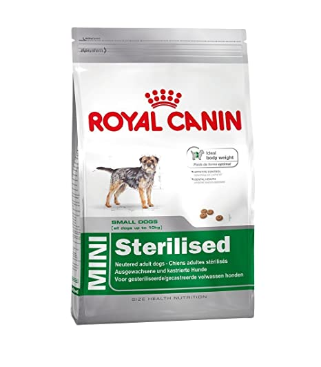 Royal Canin C-08378 S.N. Mini Sterilised - 2 Kg