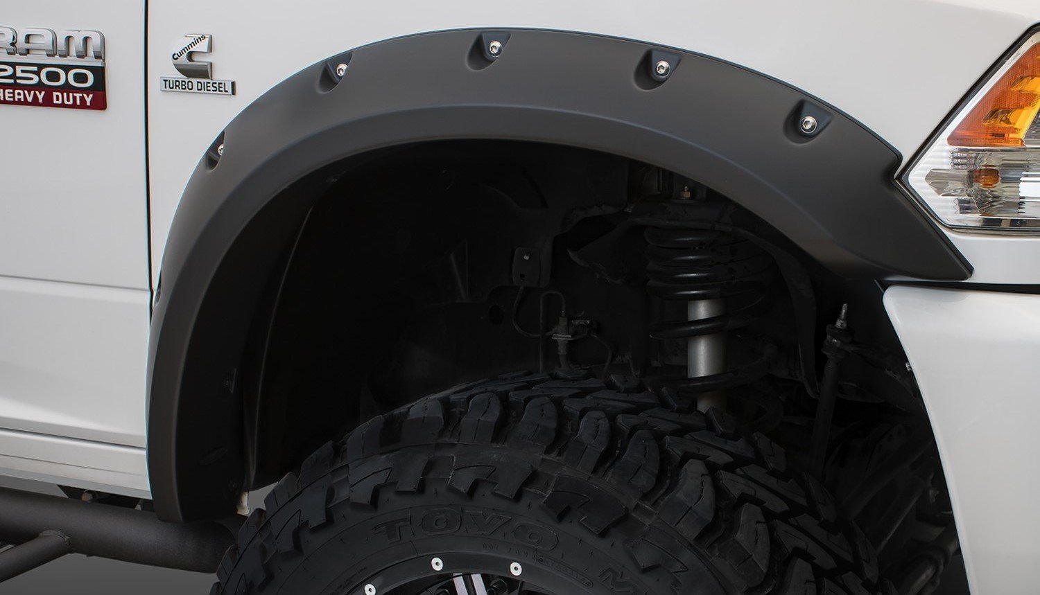 Bushwacker 50051 02 Matte Black Dodge Ram Pocket Style Bushwackercom 4945 Bushwackerbuilds Jeepwranglerfrontenddiagram Front Fender Flare Pair Max Coverage Automotive
