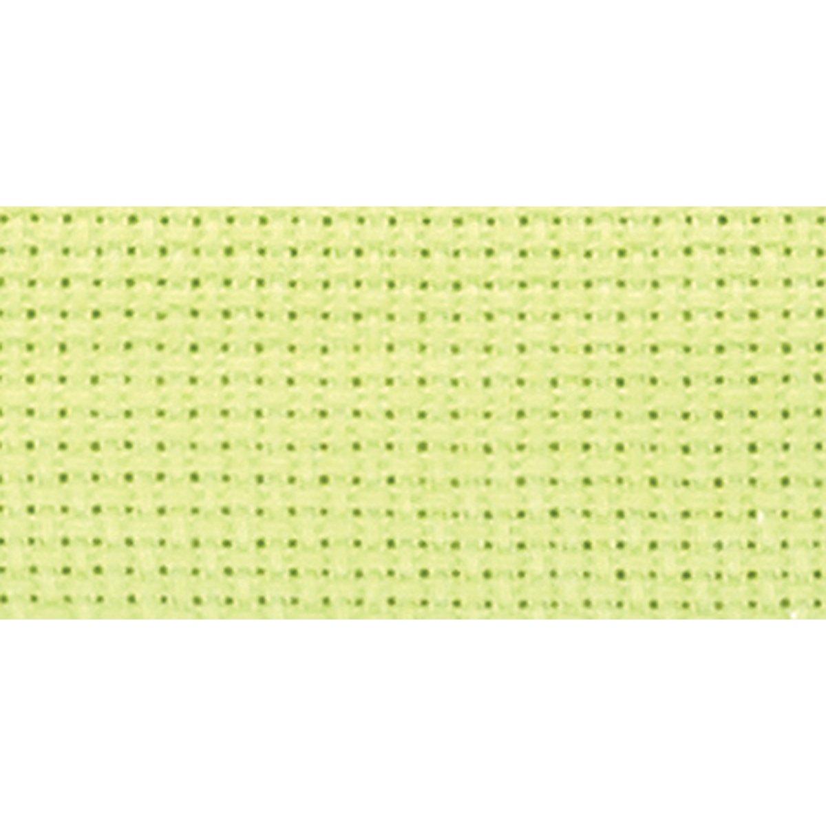 DMC GD1436B-3976 Bright Ideas Aida Cloth, Lemon Twist, 14 Count Notions - In Network