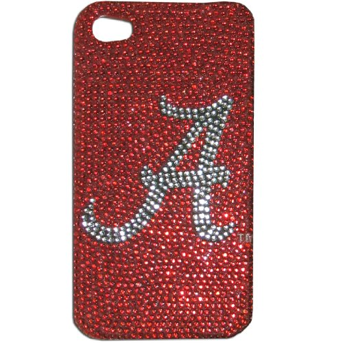 (NCAA Alabama Crimson Tide Glitz 4G iPhone Faceplate)