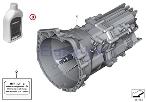 e46 m3 manual transmission fluid