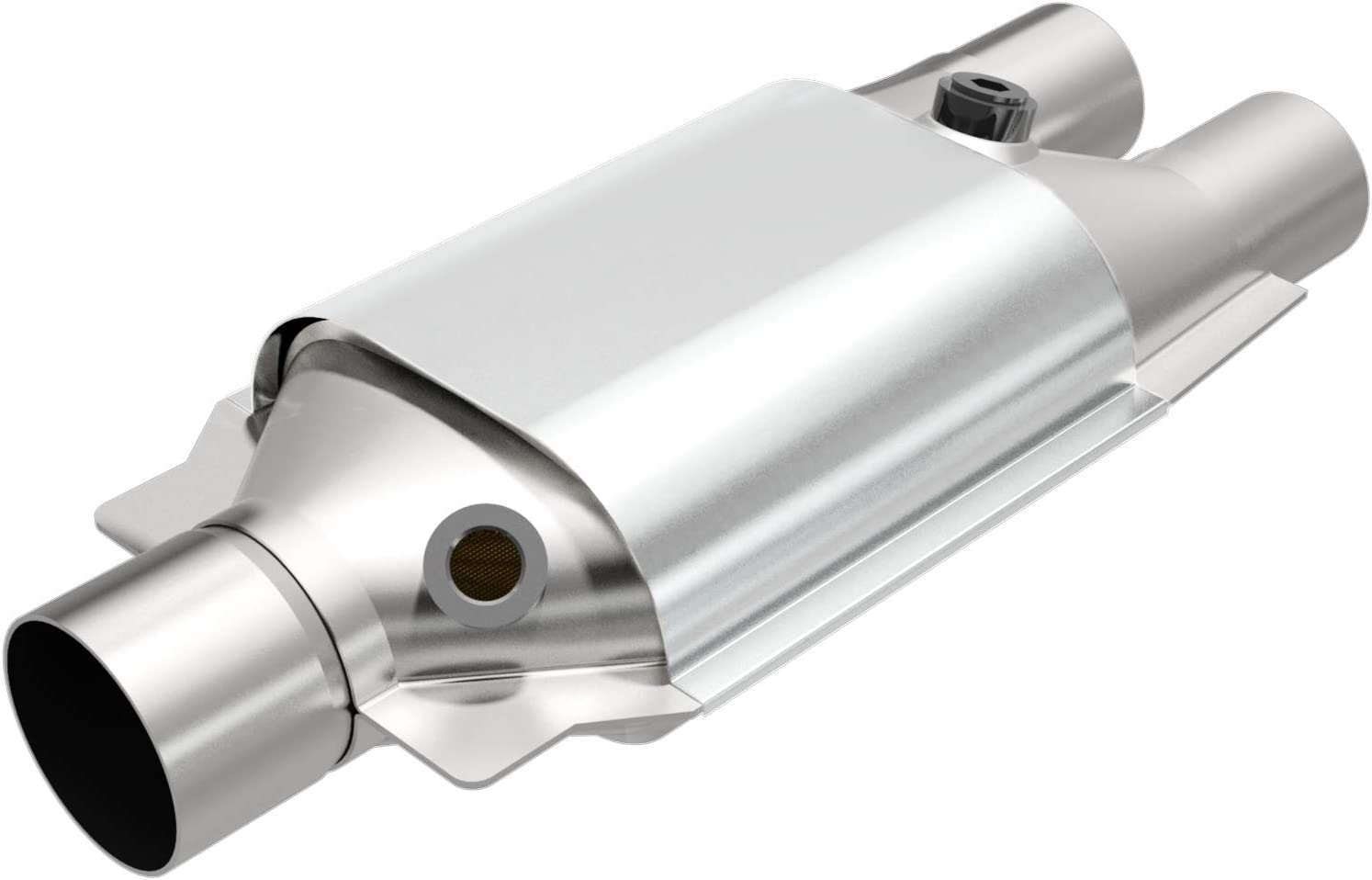 Non CARB Compliant MagnaFlow 94134 Universal Catalytic Converter
