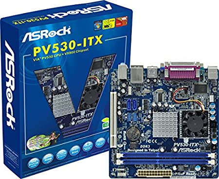 Asrock PV530A VIA Display Windows Vista 32-BIT