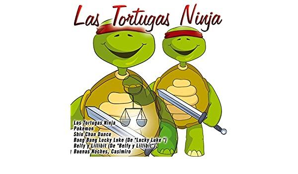Las Tortugas Ninja de Various artists en Amazon Music ...