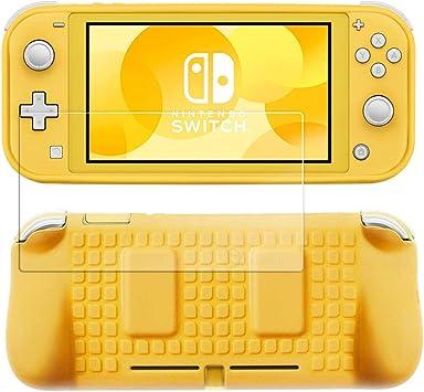 Funda Protectora para Nintendo Switch Lite- NSL Kit de Accesorios ...