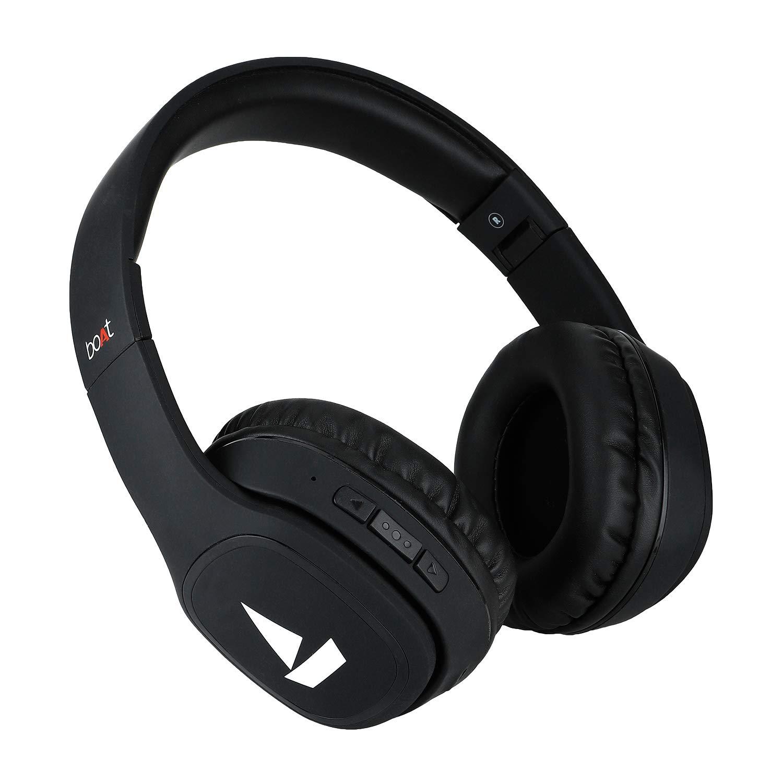 Boat Rockerz 380 Wireless Bluetooth Headphones With Hd Amazon In Electronics