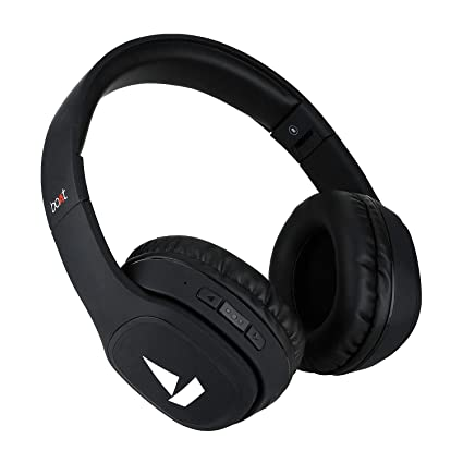 boAt Rockerz 380 Wireless Bluetooth Headphones with HD Sound, 40mm Audio  Drivers, Up to 22 Hours of Play-Time & Integrated Controls with in-Built  mic