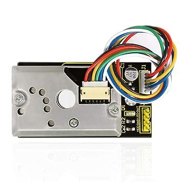 KEYESTUDIO PM2.5 Staub Luftqualität Detektor Sensor Monitor Modul für Arduino