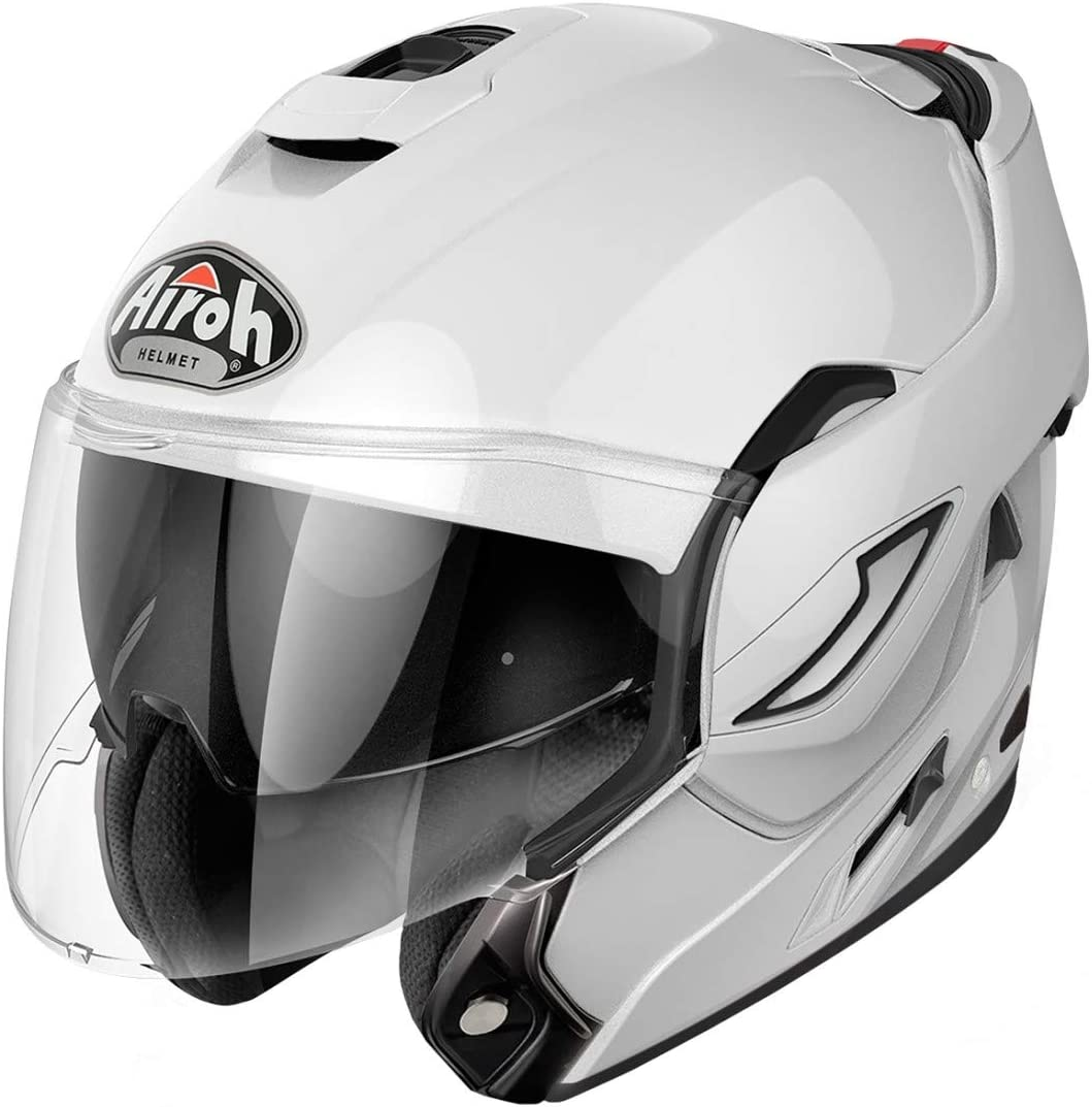Airoh HELMET REV 19 COLOR WHITE GLOSS XXL