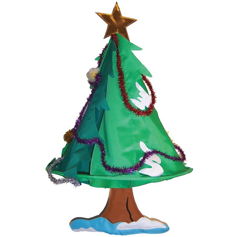 Christmas Tree Windsock. For Telescopic Flag Poles. Christmas Tree Windspinner Caravan And Motorhome Use. Doug Fir Spin Friend