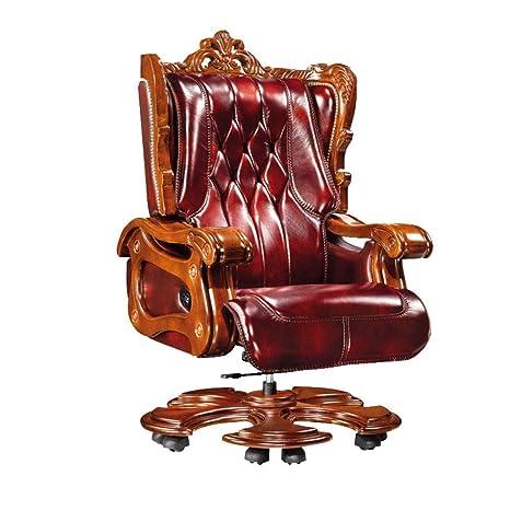 Excellent Amazon Com J Km Luxury Boss Chair Leather Office President Spiritservingveterans Wood Chair Design Ideas Spiritservingveteransorg