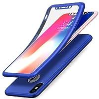 Funda de protección, de Ikasus, para iPhone X, de silicona