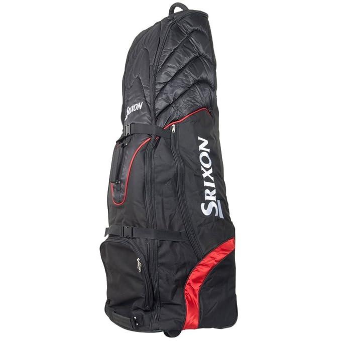 Srixon S0082540 - Bolsa para Transportar Palos con Ruedas ...