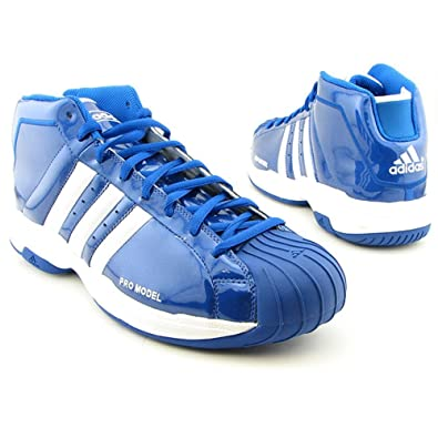 adidas Pro Model 2G Herren Basketball Rund Basketball Schuhe