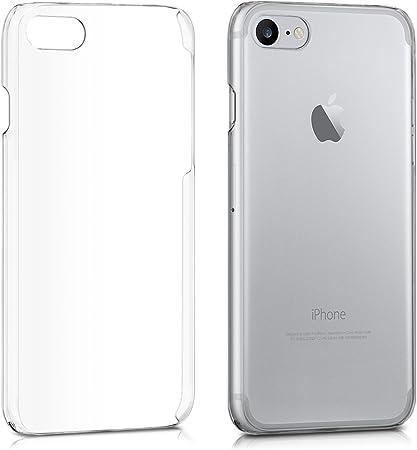 Kwmobile Hülle Kompatibel Mit Apple Iphone 7 8 Se 2020 Handyhülle Handy Case In Transparent Elektronik
