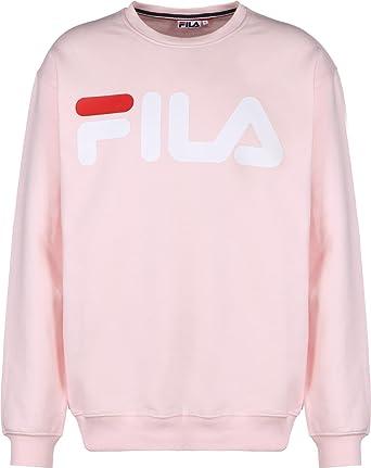 Fila Sweat Classic Logo Rosa Größe: L Farbe: Red: Amazon.de: Bekleidung